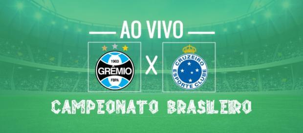 Campeonato Brasileiro: Grêmio x Cruzeiro ao vivo