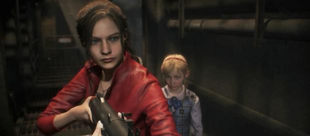 Capcom revealed new screenshots of Claire Redfield at Gamescom. - [Residence of Evil / YouTube screencap]