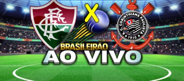 Fluminense e Corinthians jogam hoje à noite no Maracanã