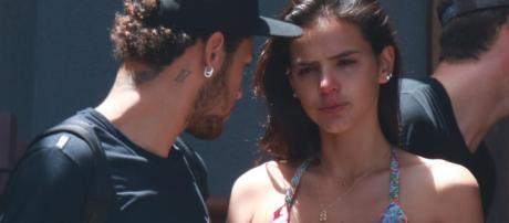 Neymar e Bruna terminaram? Atriz responde seguidora