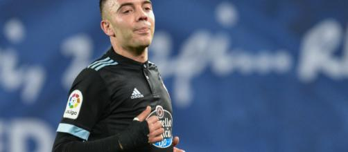 Iago Aspas, posible opción del Real Madrid