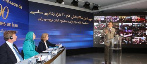 La résistance pour la démocratie en Iran - CNRI.