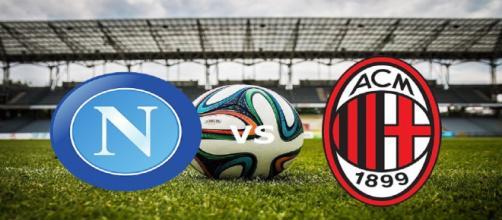 Live Napoli-Milan: probabili formazioni