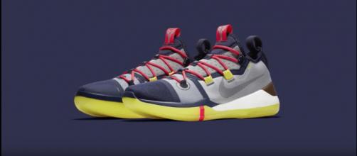 Nike Kobe AD will drop on August 24. [Image Source: JAHRONMON - YouTube]