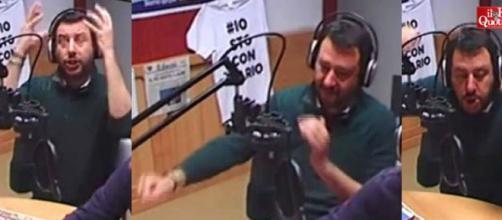 Salvini minaccia le dimissioni, scontro sulla nave Diciotti