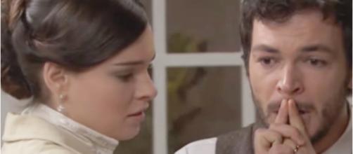 Una Vita: Pablo scopre che Manuela è morta.