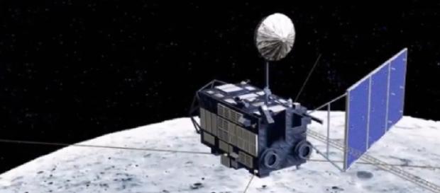 Data from ISRO's Chandrayaan-I confirms ice presence on Moon, says NASA. [Image courtesy – Global Conflict, YouTube video]