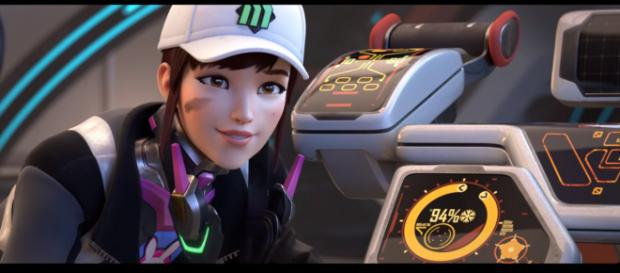 D.Va's origin story will be explored in this new 'Overwacth' animated short [Image Credit: PlayOverwatch/YouTube]