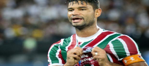 Gum está prestes a entrar na lista do dez jogadores que mais vestiram a camisa do Fluminense (Foto: Lucas Merçon)