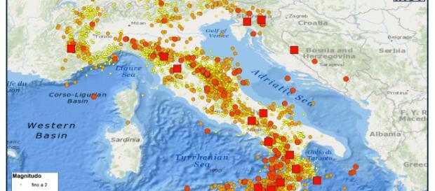 Terremoto: proclamato lo stato di emergenza.
