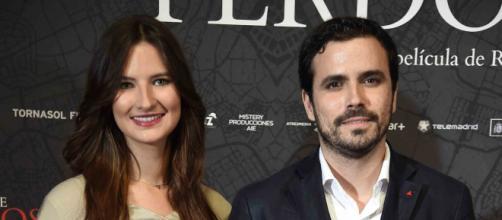 EN IMÁGENES | Así ha sido la boda de Alberto Garzón y Anna Ruiz - okdiario.com