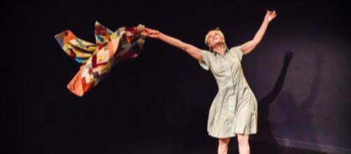 Jennifer Jewell created theater performance 'Raison d'être: An Evening of Pirandello.' / Image via Jennifer Jewell, used with permission.