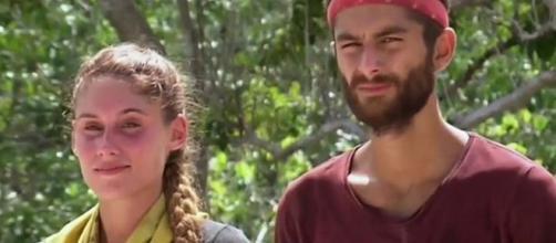 Koh-Lanta, l'île au trésor : Jesta et Benoît, un couple sur les ... - telestar.fr