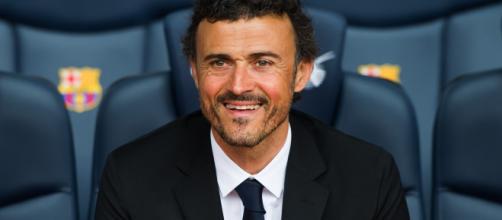 Luis Enrique próximamente debutará al mando de la selección española