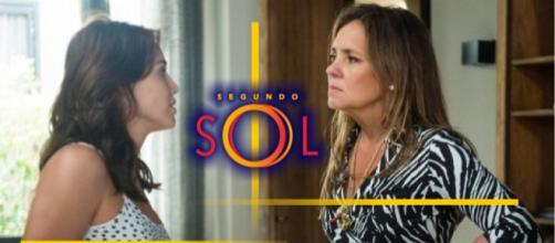 Rosa sofre ameaça de Laureta, após ser flagrada com Ícaro