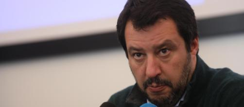 Matteo Salvini e il tema immigrazione