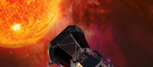 Sonda Parker rumbo al sol luego del exitoso lanzamiento de la NASA