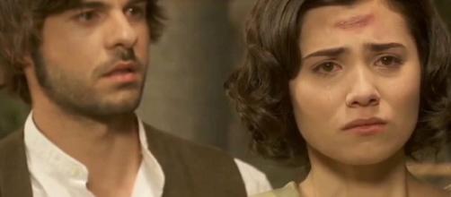 Spoiler Il Segreto: Maria e Gonzalo ritornano per vendicare il decesso di Esperanza e Beltran
