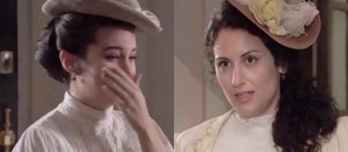 Una Vita: Lolita umiliata da Maria Luisa dà buca all'appuntamento con Antonito.