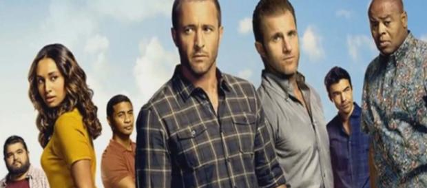 """CBS may have to halt filming of """"Hawaii Five-O"""" and """"Magnum PI"""" due to Hurricane Lane. [Image WriterHouse/YouTube]"""