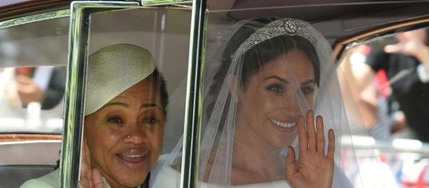la madre de Meghan Markle es quien podría detener las declaraciones de su padre en contra de la familia real