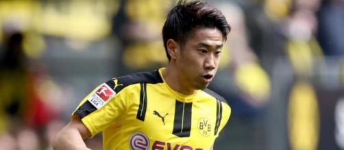 Shinji Kagawa est dans le viseur de l'OM, mais le FC Séville convoite également ce joueur.