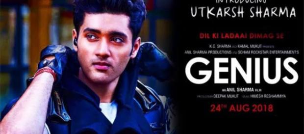 Genius | Mithun Chakraborty's new Movie | (Image via Anil Sharma/Twitter)