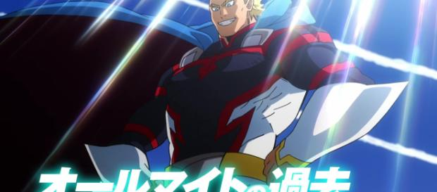 Prime All Might. (My Hero Academia: Two Heroes movie trailer) | My ... - pinterest.com