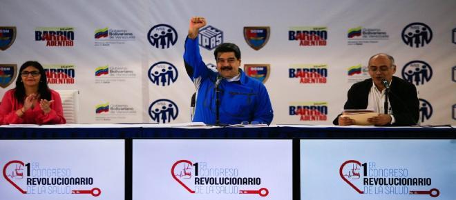 Nicolás Maduro quiere crear un plan especial de salud con el Carnet de la Patria