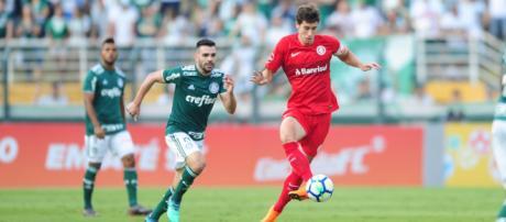 Palmeiras x Internacional fazem o jogo de maior expectativa da rodada