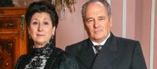 Anticipazioni Una Vita: Ursula sposa il padre di Cayetana
