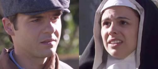 Una Vita: Susana e Suor Genoveva ostacolano l'amicizia tra Adela e Simon