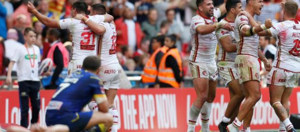 Catalans Dragons' Challenge Cup victory is a landmark moment in Rugby League. Image Source. - (independent.co.uk/Youtube screencap)