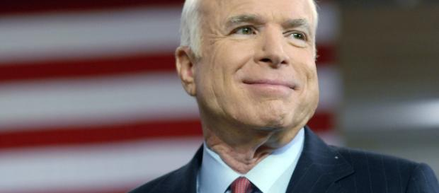 El líder republicano John McCain recibe hoy honores en sus actos funerarios.- time.com