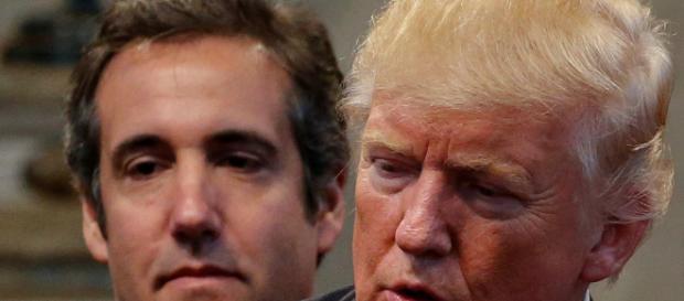 Michael Cohen, ex abogado del presidente Donald Trump admitió pagos ilegales a dos antiguas amantes del presidente republicano.
