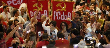 Em reunião do partido, PCdoB cobra agilidade do PT.