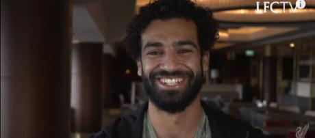 Mo Salah [Imagem via YouTube/Liverpool FC]