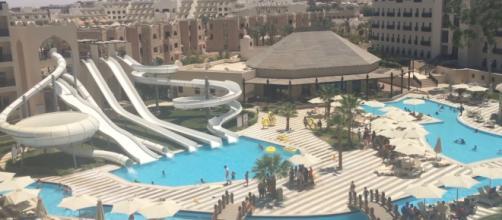 Allo 'Steigenberger Aqua Magic Hotel' di Hurghada due turisti sono morti in circostanze misteriose. Altri si sono sentiti male