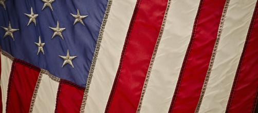 An American Flag, seen often with McCain and other senators. [Image via Free-Photos - Pixabay]