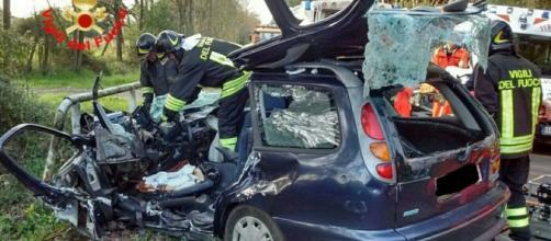 Calabria, incidente stradale causa un decesso. (foto di repertorio)