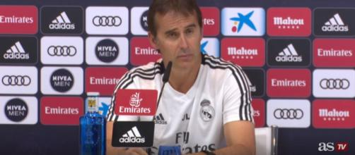 Julen Lopetegui [Imagem via YouTube/ Diario As]