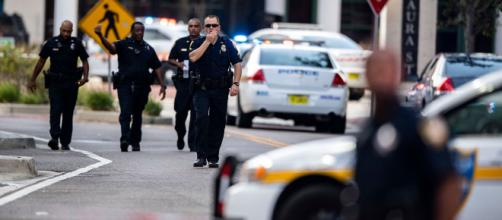 Multiple dead in shooting at gaming tournament in Florida. [Image credit – CBS News, YouTube video]