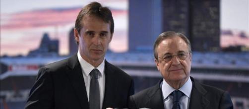 Real Madrid : Pérez ne comprend pas certains choix de Lopetegui