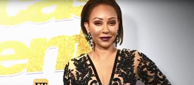 Mel B will enter treatment for PTSD-related issues after America's Got Talent wraps for Season 13. [Image source:Entertainment Tonight-YouTube]