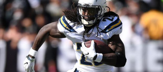 Melvin Gordon. [Image Source: Yahoo Screencap]