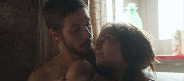 Rosa e Ícaro vão virar amantes em Segundo Sol. (Foto: Divulgação TV Globo)