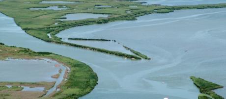 Foce del fiume Po, ritrovata la nave San Giorgio