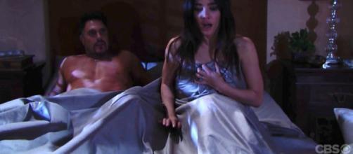 Beautiful, puntate dal 3 all'8 settembre: Bill e Steffy a letto insieme