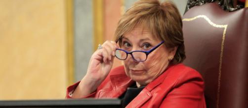 Celia Villalobos en una imagen de archivo