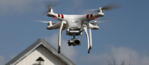 """Dron """"lanza café"""": nueva invención de IBM"""